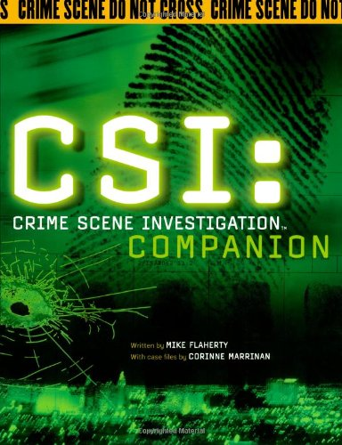 Click for larger image of 'CSI' Companion (CSI: Crime Scene Investigation)