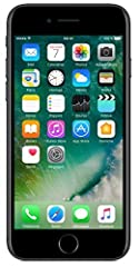 Idea Regalo - Apple iPhone 7 Nero (Nero Opaco) 32GB (Ricondizionato)