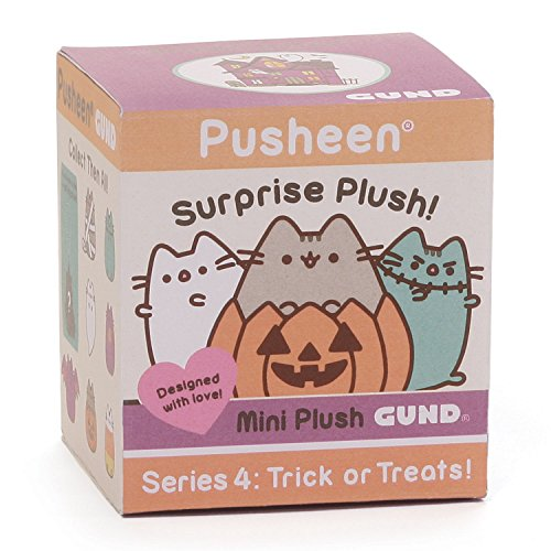 GUND Pusheen Surprise #4 Halloween keychains - 7cm 2.75""