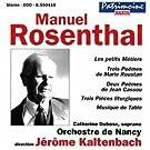 Manuel  Rosenthal; Les Petits Metiers