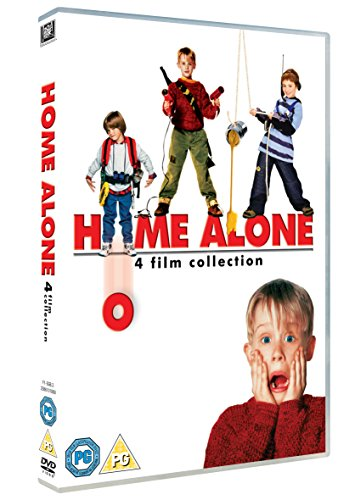 Home Alone - 4-Film Collection  DVD   1990
