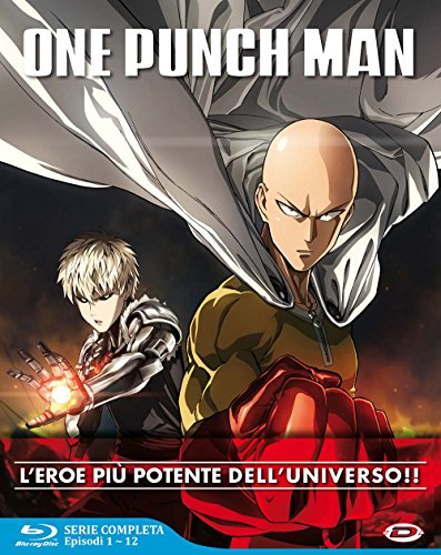 One Punch Man The Complete Series Box (Eps 01-12) (Box 3 Br)