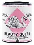 Bio Superfoods Eiweiß Pulver kaufen: 100 g vegane Berlin Organics Beauty Queen Superfoodmischung (Trinkpulver) mit 10% Bio Chia Samen!