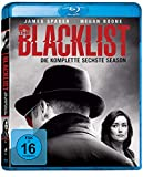 The Blacklist - Die komplette sechste Season [Blu-ray]