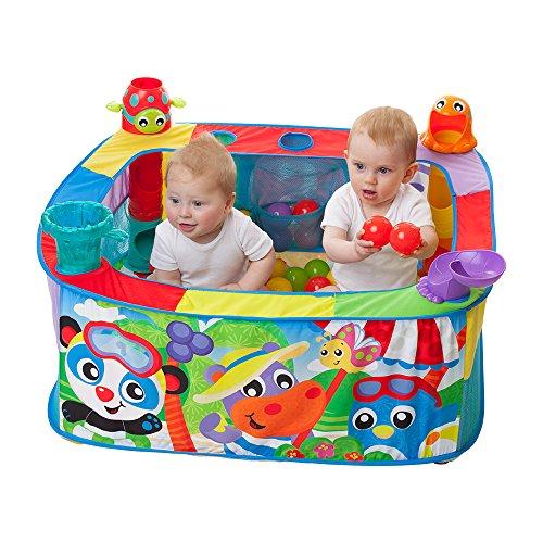Playgro 0186366 - Parque de actividades divertidas