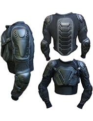 Veste de protection pour enfant Protection pour le ski, le snowboard, le motocross, le quad, le BMX