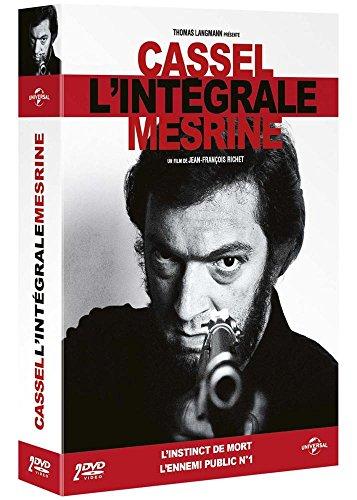 Mesrine - L'intégrale : L'instinct de mort + L'ennemi public n°1