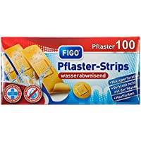 Figo Maxipack Pflaster-Strips Standard, 100 Stück preisvergleich bei billige-tabletten.eu