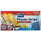 Figo Maxipack Pflaster-Strips Standard, 100 Stück