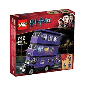 LEGO Harry Potter - 4866 - Jeu de Construction - Le Magicobus