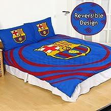 FC Barcelona pulso doble funda de edredón y funda de almohada Set