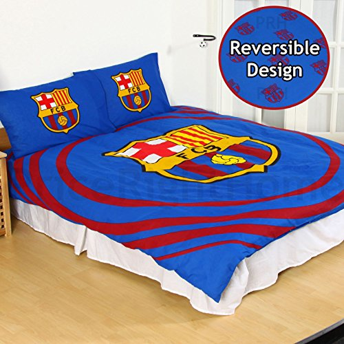FC Barcelona Pulse Double Duvet Cover and Pillowcase