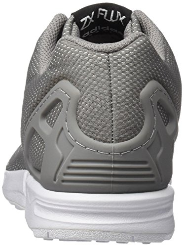 adidas Zx Flux, Sneaker a Collo Basso Unisex-Adulto Grigio