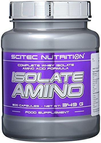 Scitec Nutrition Amino Isolate Amino, 500 Kapseln