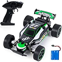 SGILE RC Car - High Speed Remote Control Car Toy, 2.4Ghz Rechargeable Racing Buggy Truck Climber, Fast Electric Crawlers Off-Road Rock Vehicle Drift Runners Monster, Gift for Kids Adults - Compare prices on radiocontrollers.eu