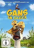 DVD Cover 'Gans im Glück