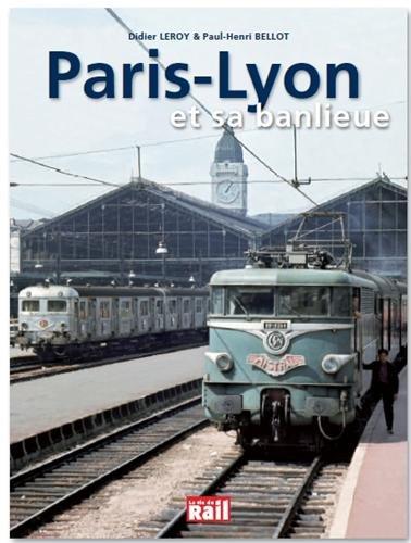 Paris - Gare de Lyon et sa banlieue