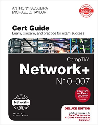 Comptia Network+ N10-007 Cert Guide, Deluxe Edition - N10-serie