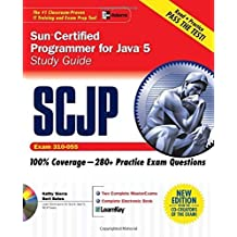 SCJP Sun Certified Programmer for Java 5 Study Guide (Exam 310-055) (Certification Press) by Kathy Sierra (2005-12-21)