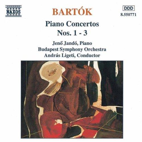 Piano Concerto No. 1, BB 91 +:...