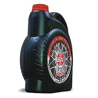 Silver Wheel SAE 5W-40 1 Liter Motoröl, 650 FS 5W-40 **Made in Germany** API SN/CF ACEA A3/B4, MB 229.3, BMW Longlife - 98, VW 502.00/505.00, Opel GM-LL-B-025, RN700 /RN710
