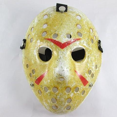 OMO Friday the 13th Part3 JASON VS. FREDDY Hockey Mask Horror Halloween Mask (2)