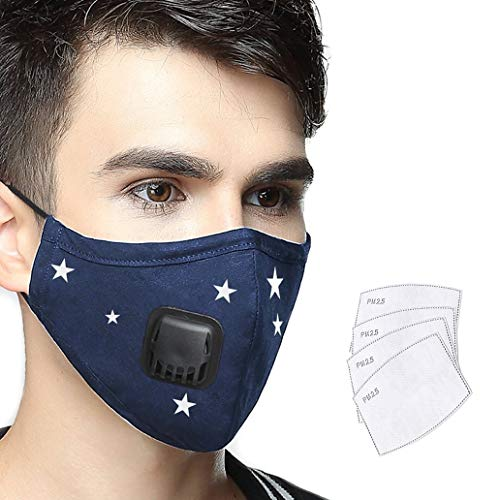 masque anti pollution larme