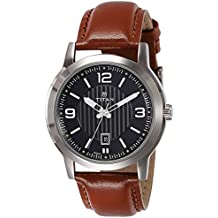 Titan Neo Analog Black Dial Men's Watch-1730SL02