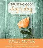 Trusting God Day by Day: 365 Daily Devotions by Meyer, Joyce (2012) Audio CD