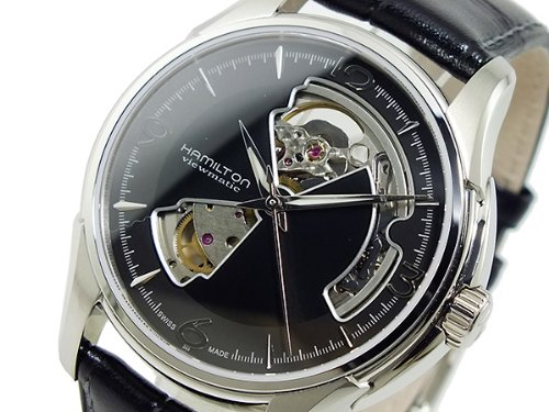 Hamilton Jazzmaster Open Heart orologio automatico H32565735