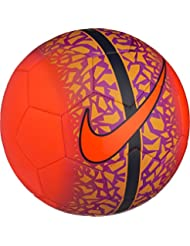 Nike Nk React Balón, Unisex adulto, Naranja (Total Crimson / Obsidian / Total Crimson), 5