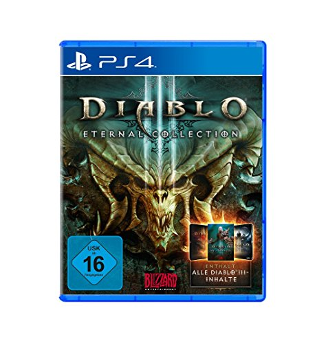 DIABLO III: ETERNAL COLLECTION - [PlayStation 4] - Game Diablo Pc