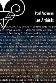 Les Arriérés par Poul Anderson