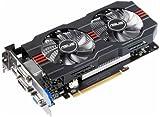 Asus GeForce GTX 650 Ti Nvidia Graphics Card (1GB GDDR5, HDMI, VGA, 2x Dual-link DVI-D, PCI Express 3.0, OpenGL 4.3, GPU Tweak, DIGI+ VRM with Super Alloy Power Technology)