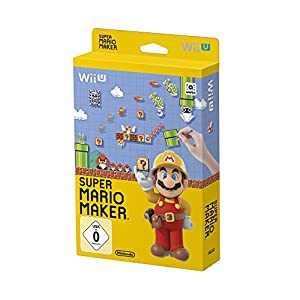 Super Mario Maker – Artbook Edition – [Wii U]