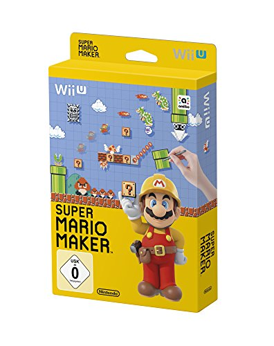 Kostüm Interaktives Spiel - Super Mario Maker - Artbook Edition - [Wii U]