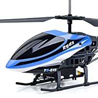 WEIAN Aircraft broke child-resistant super alloy toys remote control helicopter model boy charging drone by WEIAN