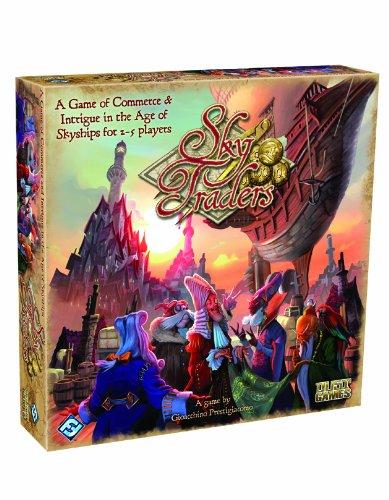 Preisvergleich Produktbild Sky Traders Board Game