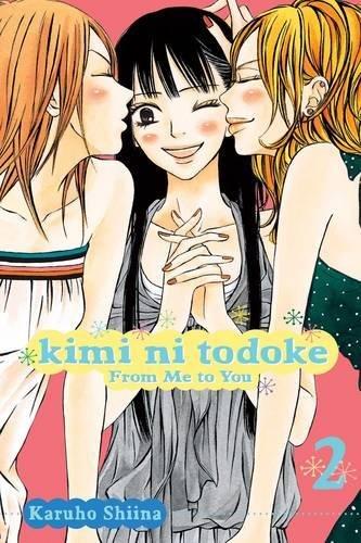 KIMI NI TODOKE GN VOL 02 FROM ME TO YOU por Karuho Shiina