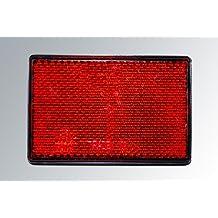 Set Reflektor 2,40 EUR//Stück Rückstrahler rot 56 x 39 mm selbstklebend