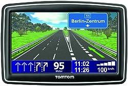 TomTom XXL IQ Routes Central Europe Traffic Navigationssystem inkl. TMC (12,7 cm (5 Zoll) Display, 19 Länderkarten, Fahrspurassistent)