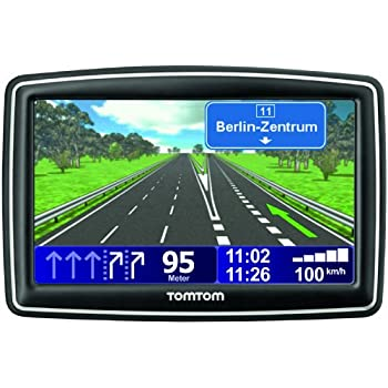 tomtom xxl iq routes europe traffic navigationssystem. Black Bedroom Furniture Sets. Home Design Ideas