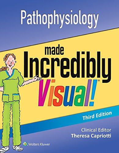 Descargar Libros Gratis Pathophysiology Made Incredibly Visual! (Incredibly Easy! Series®) Documentos PDF