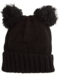 Womens Winter Stitch Beanie, (Cream), One Size (Manufacturer Size: One) Dorothy Perkins