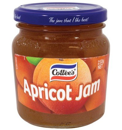 cottees-jam-apricot-250g