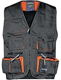 Goodyear Fairborn Polo para Hombre, Hombre, 400007, Azul Marino, FR : 2XL (Taille Fabricant : 2XL) amazon negro Algodón