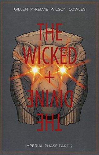 The Wicked + The Divine Volume 6: Imperial Phase II (Fern-panel)