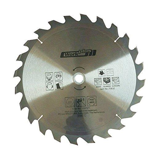 Easy Work 262512 Kreissägeblatt HM 315mm 24z