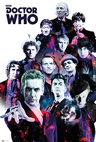 GB eye, Doctor Who, Cosmos, Maxi Poster, 61x91.5cm