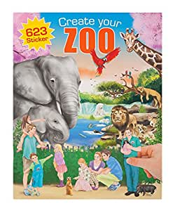 CREATE YOUR ZOO -47896 A-Top Model